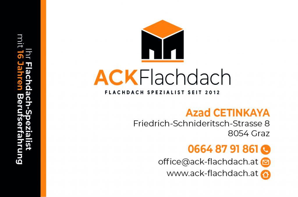 ACK Flachdach