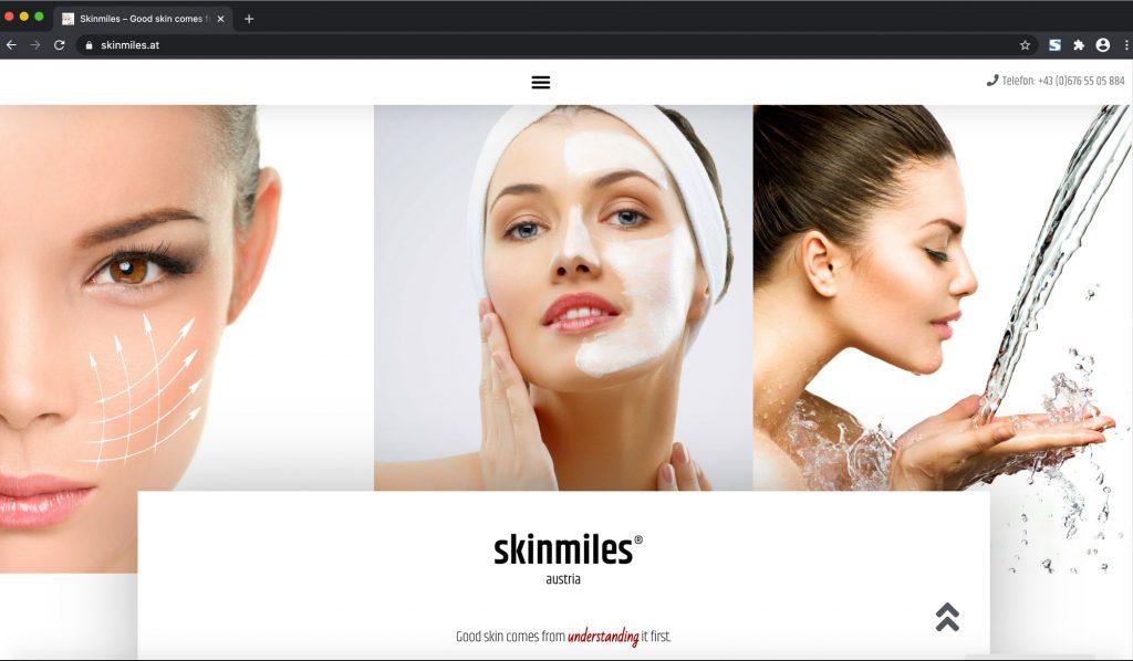Skinmiles